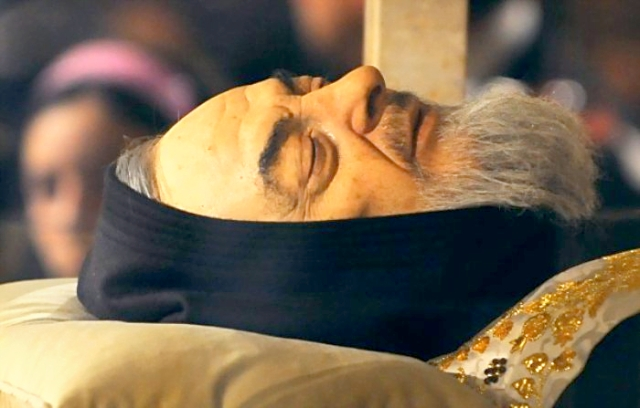 Image result for TOP 5 INCORRUPT SAINTS OF THE CHURCH