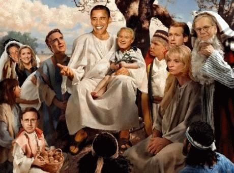libs obamas stimulus package doin roflng media whores thrill