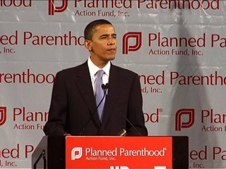 obama planned parenthood