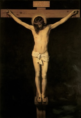 Christ on the Cross by Diego Velazquez, 1632