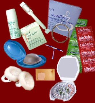 Contraception methods