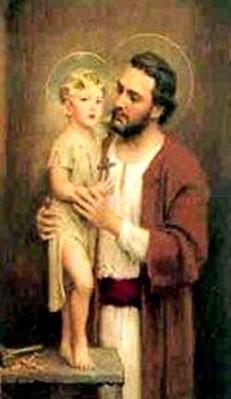 Saint Joseph, Husband of the Blessed Virgin Mary - web