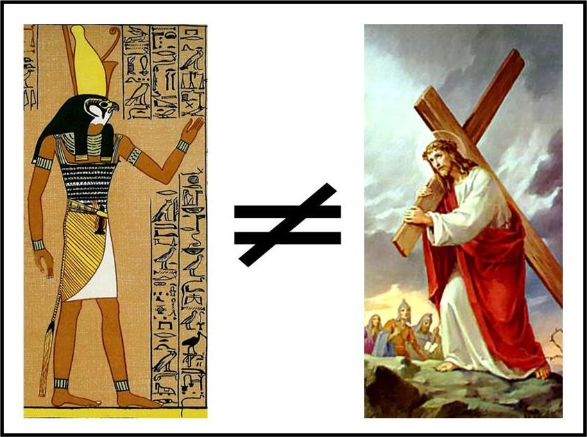 debunking the jesus horus connection doug s