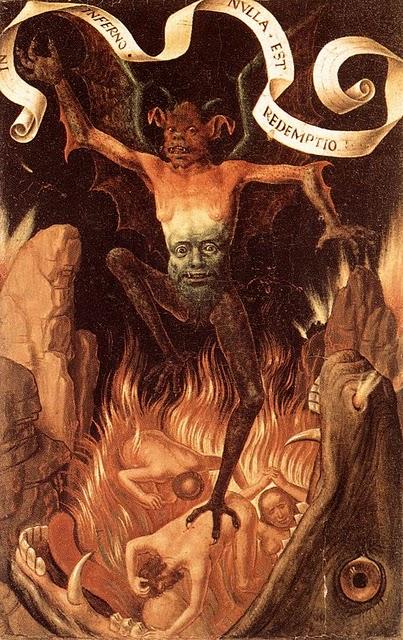 devil 4  memling  the devil