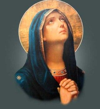 MARY PIERCED HEART