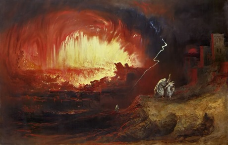 Sodom and Gomorrah John Martin, 1854