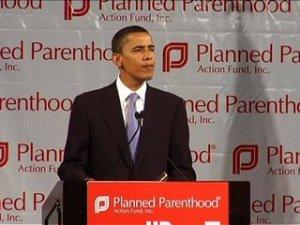 obama planned parenthood