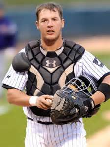 Tyler flowers catcher for the chicago white sox i love praying the i love to pray rosaries which are very christ centered in fact jesus name is literally at the center of the hail mary its been said that praying the mightylinksfo