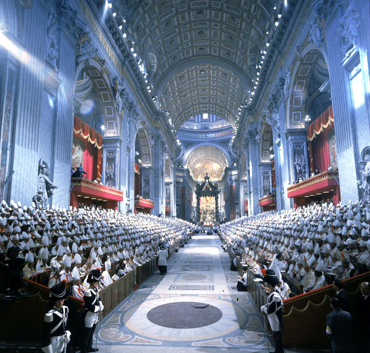 Welcome to Vatican II - Voice of The Church