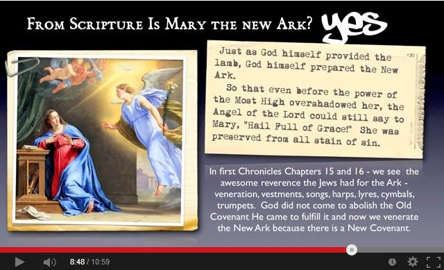 MaryScripture