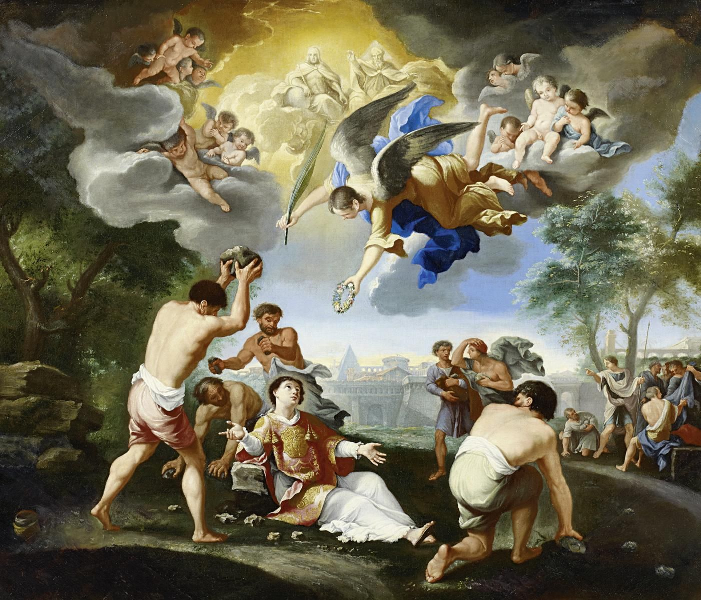 saint stephen jewish singles Stephen the martyr - when they heard these things they were cut to the heart, and they gnashed at him with their teeth  acts 7:54-60 acts 6 acts 8 .