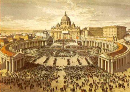 VaticanStPeters
