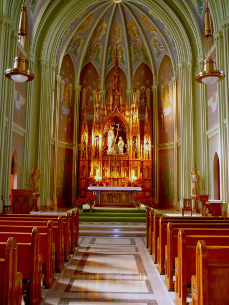 ancilla domini chapel