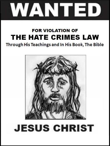 Jesus HateCrimes